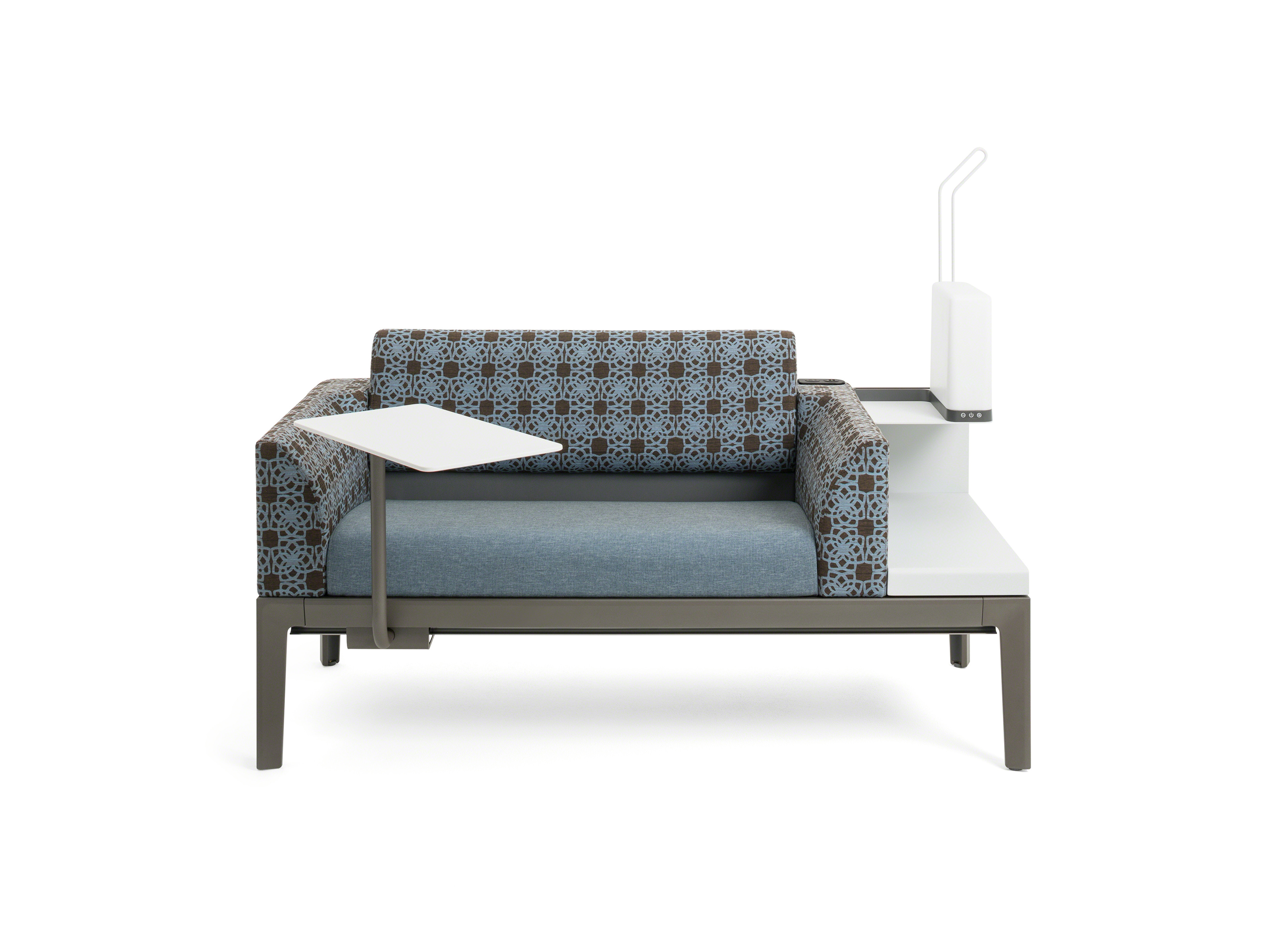 Surround sofa by Steelcase health