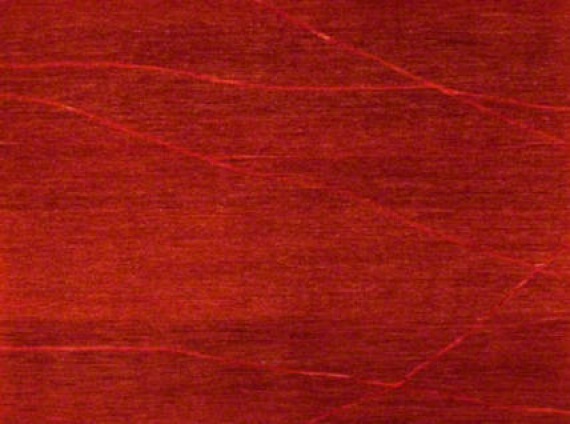 Red floor rug from ARZU