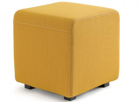 Cube stool ottoman