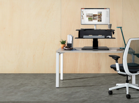 Steelcase Active Lift Riser