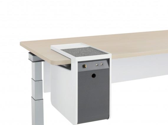 personal desk storage