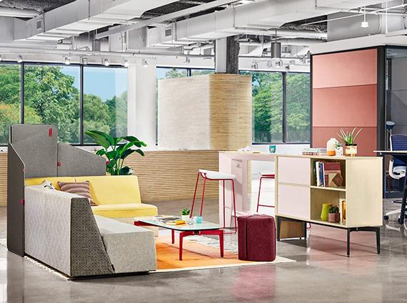 Turnstone contemporary lounge