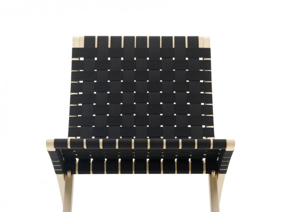 woven guest chair