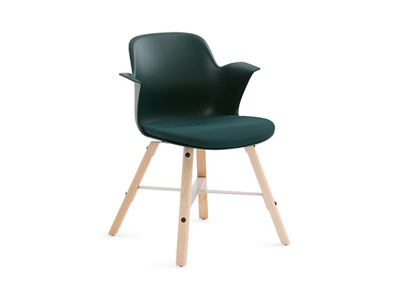 green node chair