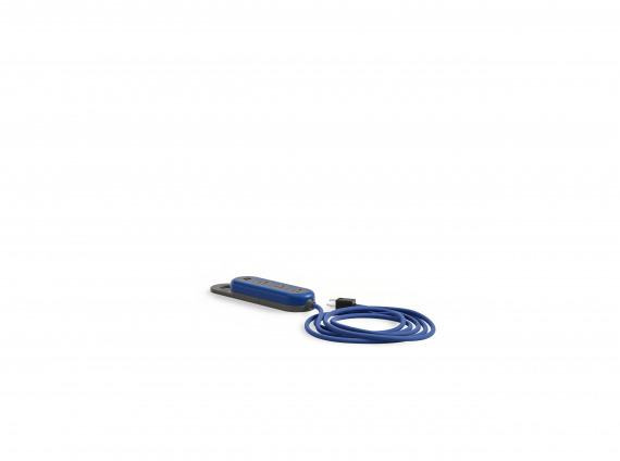 Steelcase Flex Power Hanger in blue