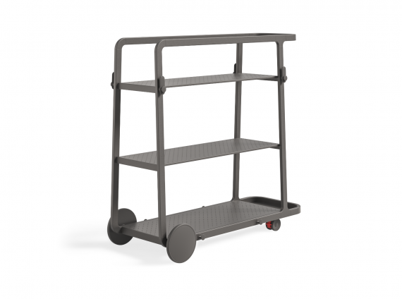 Steelcase Flex Team Cart with wheels