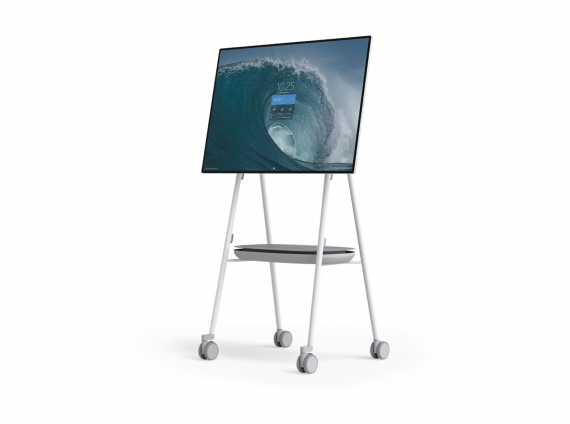 Roam Mobile Stand for surface hub 2