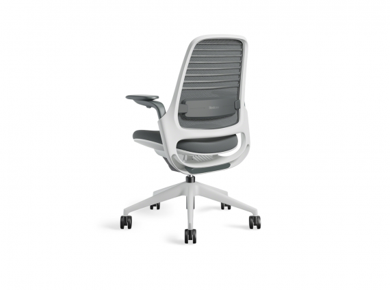 Steelcase Series 1 back view