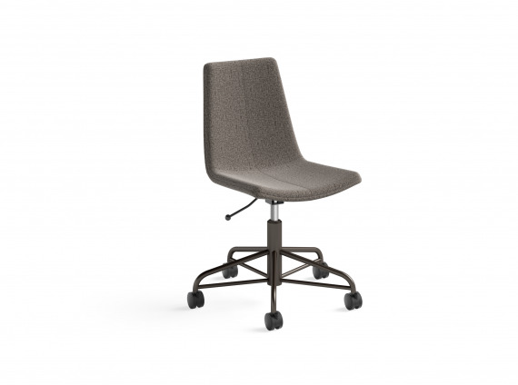Conference chair in gray