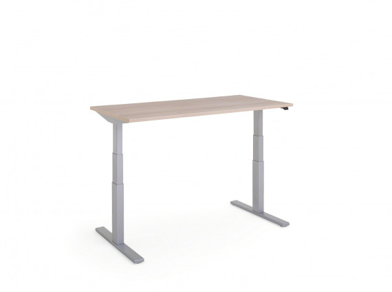 Migration SE Desk by Steelcase wood top