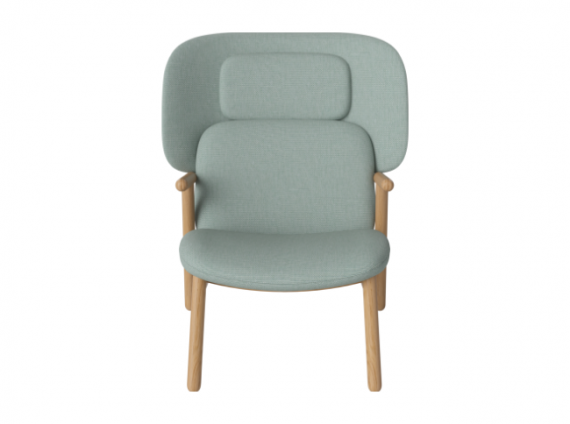 Cosh Armchair by Bolia in sage