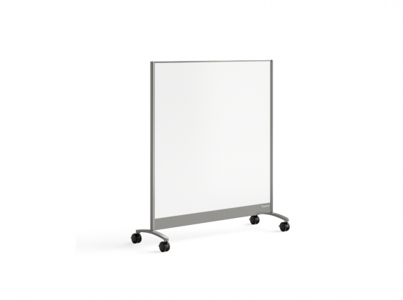 a3 CeramicSteel Mobile white board by PolyVision