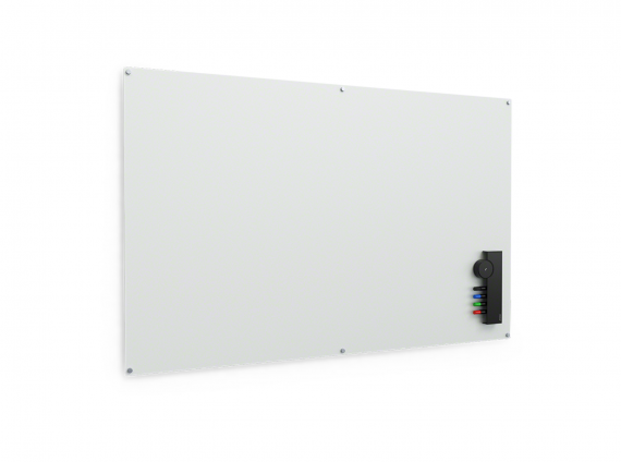 a3 CeramicSteel Serif whiteboard by PolyVision