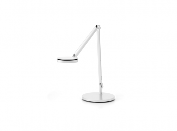 dash Task Light by Steelcase for the desk
