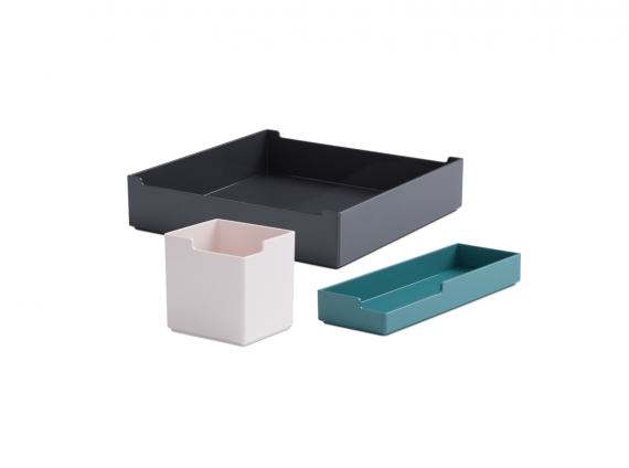 SOTO desk accessories by Steelcase