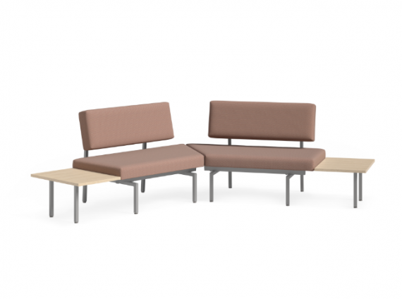Sylvi Lounge System by Steelcase