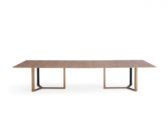 Verlay Table by Steelcase rectangular