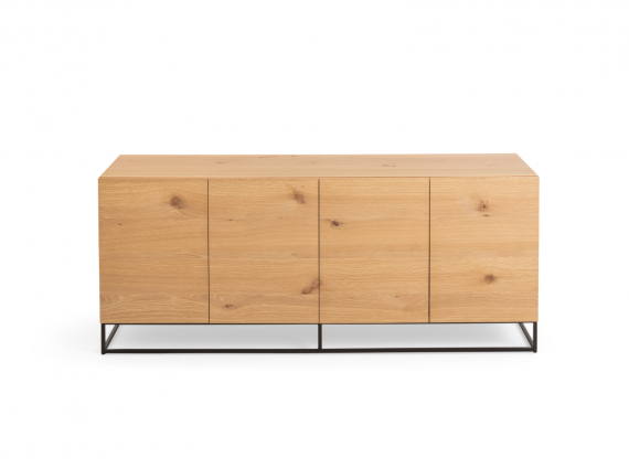 West Elm Work Greenpoint wood Filing Credenza by Steelcase