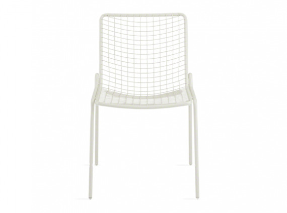 White EMU rio R50 chair on white background