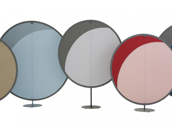 on white image of several Boundary Tent screens in different sizes