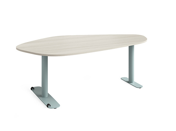 Elbrook Collaborative Table - Seated Height
