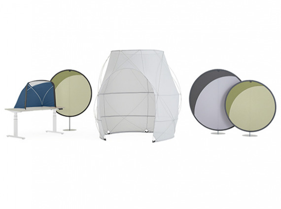 Steelcase Work Tents Collection