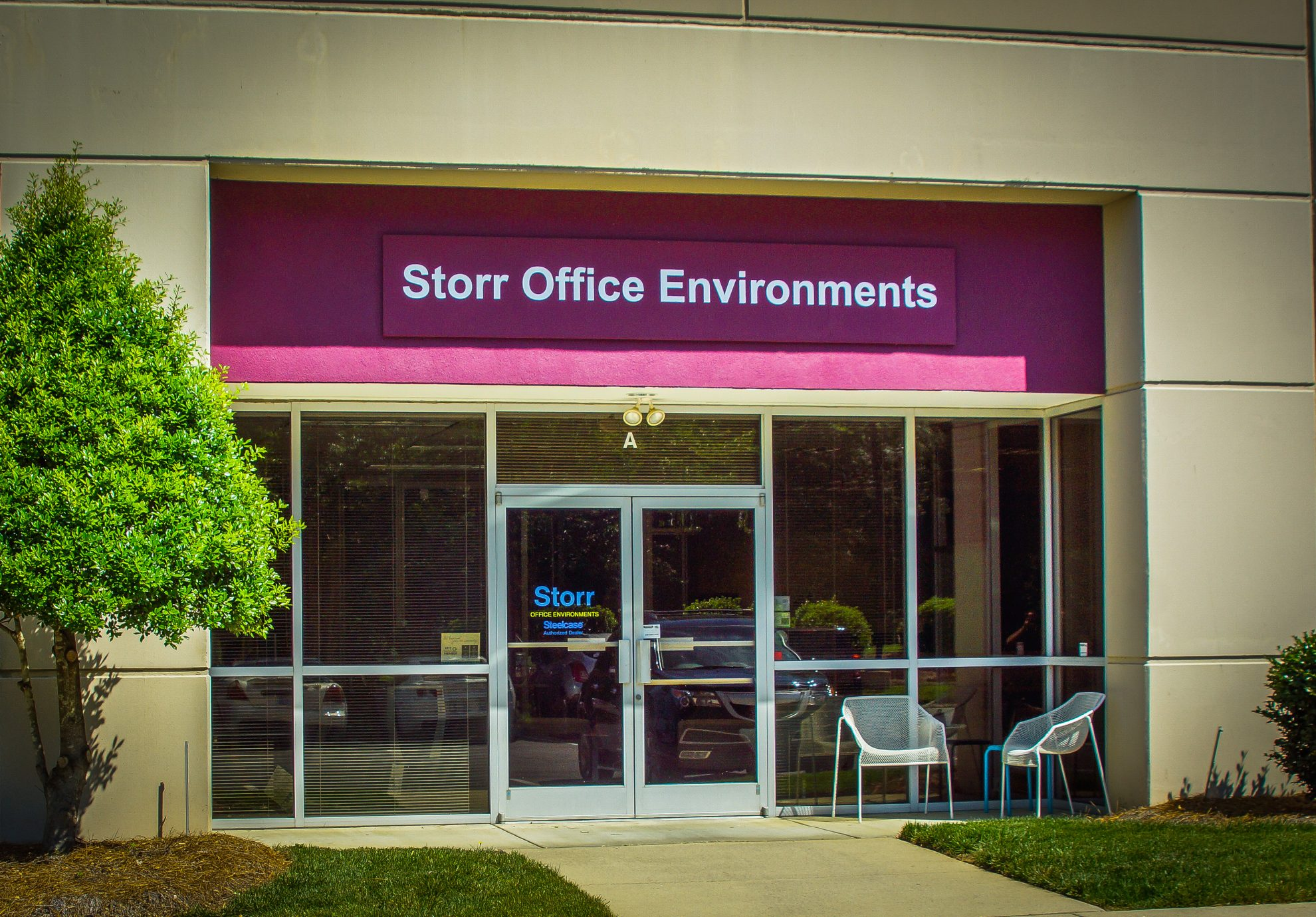 Storr Office Environments - Greensboro and Triad