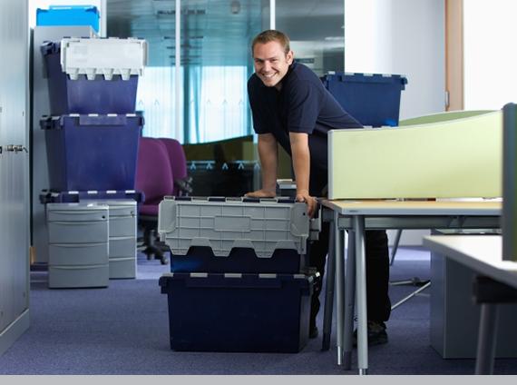 services manage move management