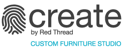 Logo for Create by Red Thread