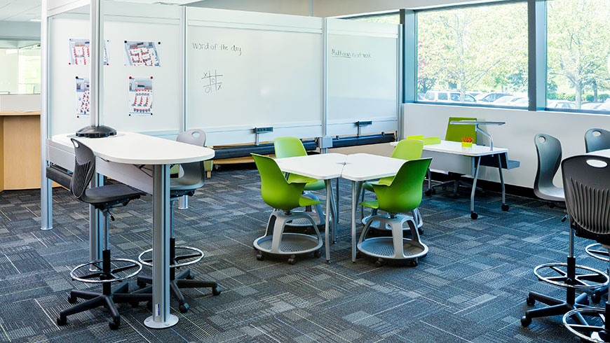 Classroom Furniture Layouts for K-12