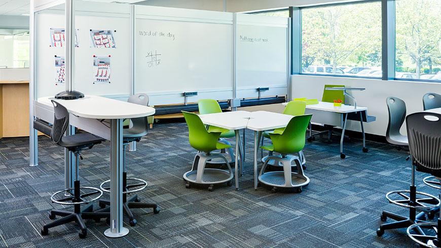 K-12 classroom furniture