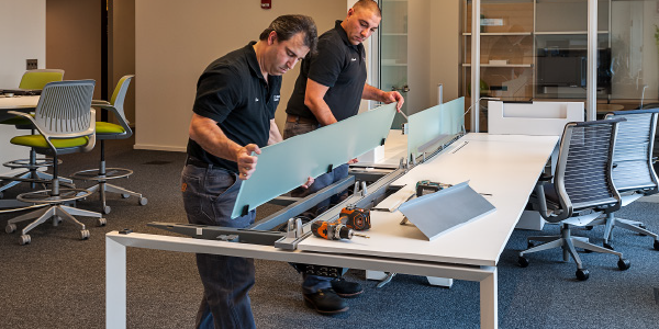before hiring an office mover determine scope