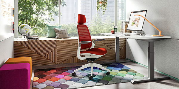 ergonomic chairs - steelcase series 1