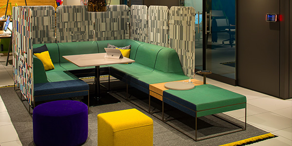 ancillary and lounge office furniture - umami lounge seating