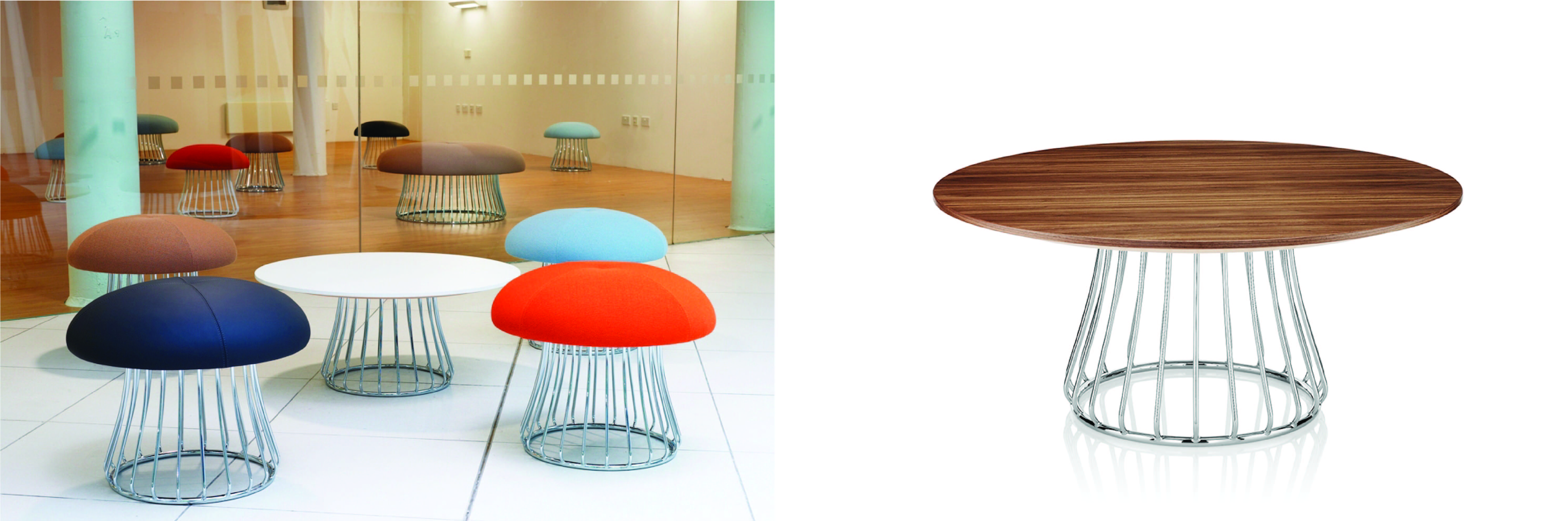 Ancillary Furniture - Magic Stool by Boss Design