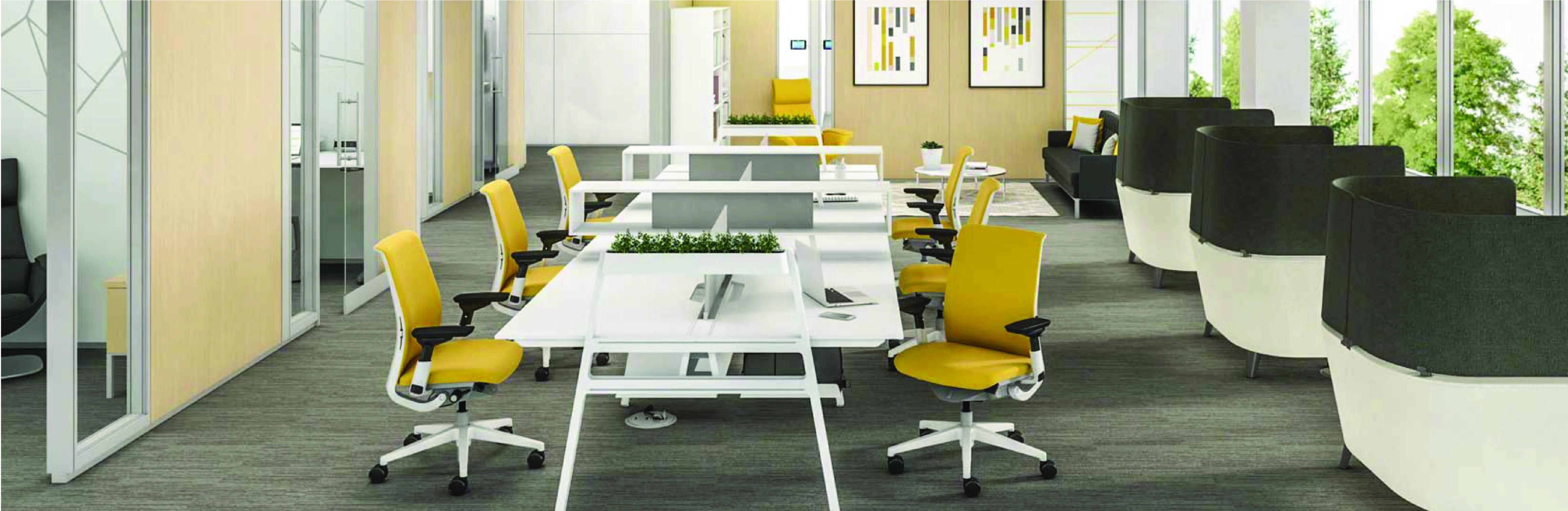 Work Cafe Workstations