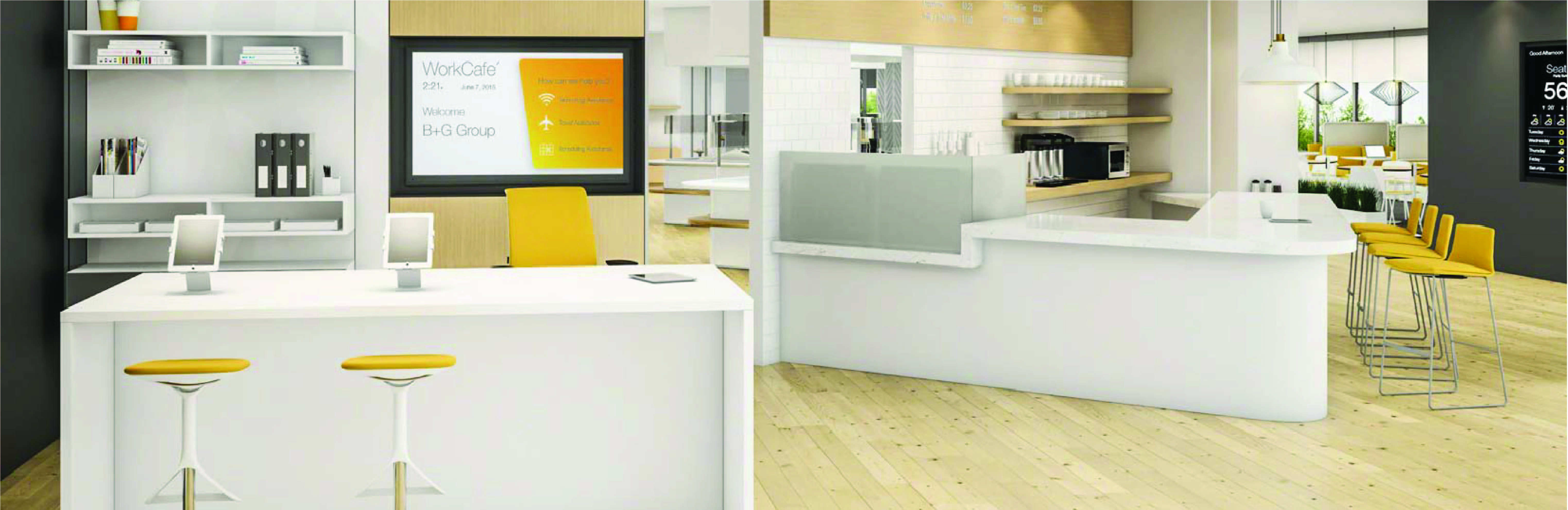 Work Cafe Resource Space