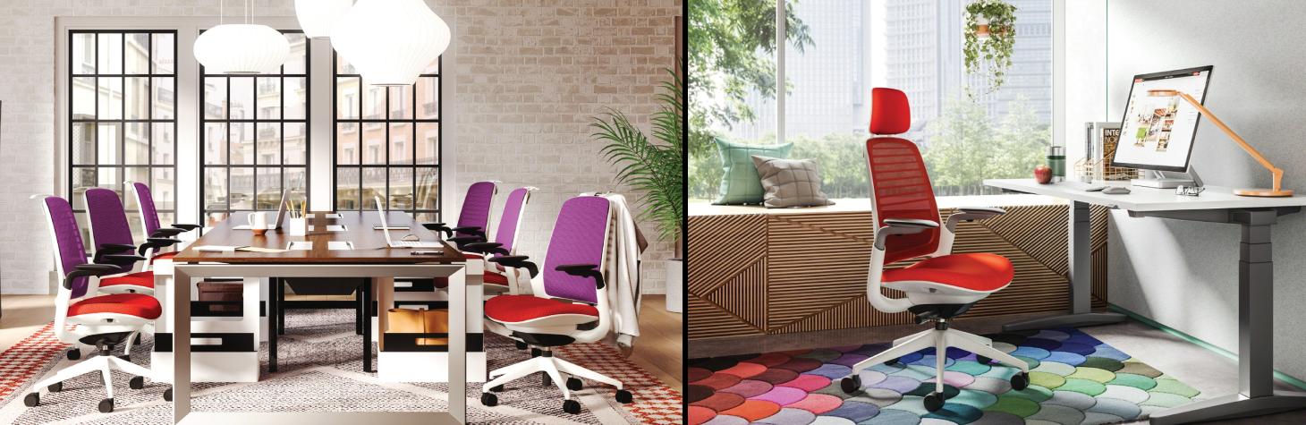 Steelcase Series 1 Ergonomic Chair