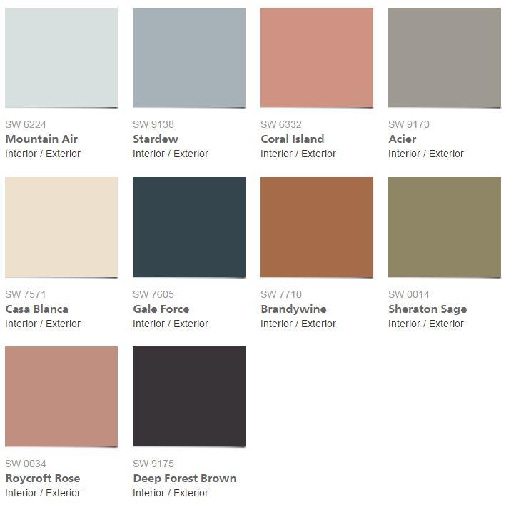holistic palette