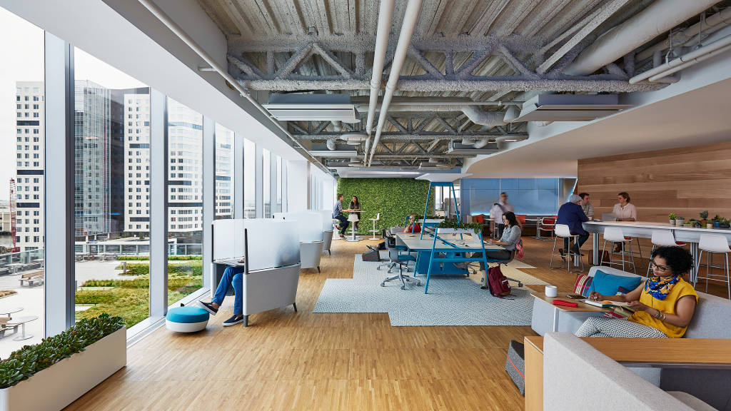 Biophilic Design: Bringing Nature into the Workplace ...